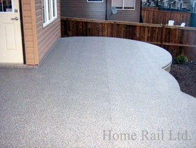 Composite Decking Medicine Hat